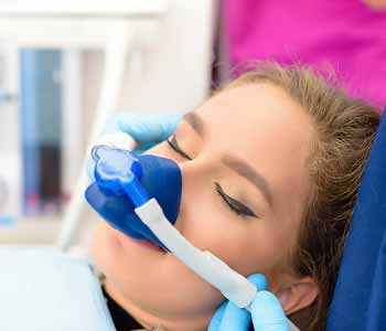 Janet S. Stopka, DDS, PC Burr Ridge area dentist uses sedation dentistry to ease patients and make them more comfortable